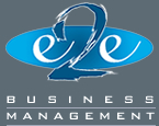 e2e business management solutions logo
